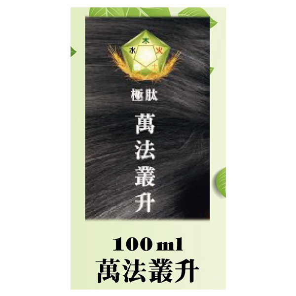 Scalp hair follicle nutrition solution 1